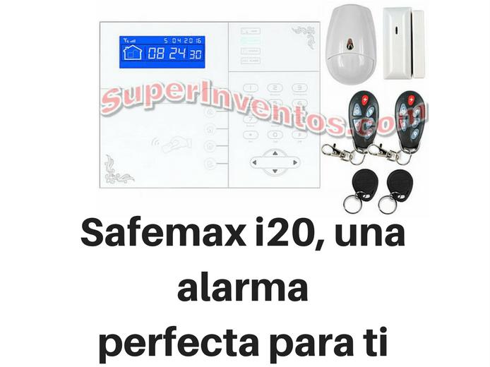 Safemax i20